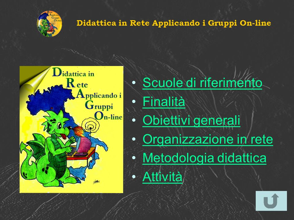Didattica in Rete Applicando i Gruppi On-line