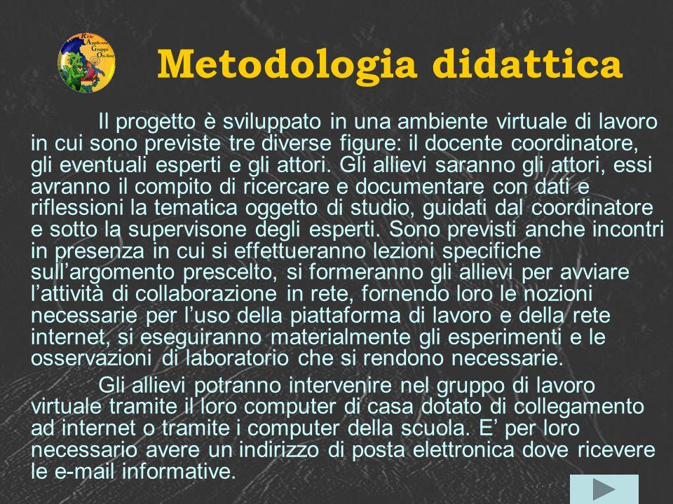 Metodologia didattica