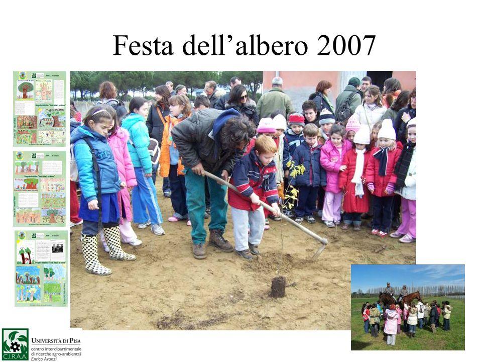 Festa dell'albero 2007