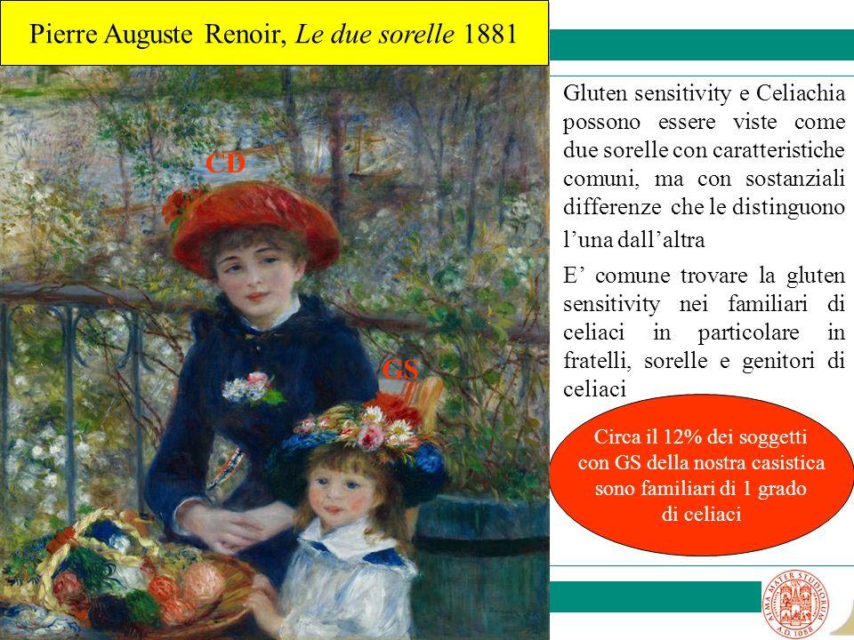 Pierre Auguste Renoir, Le due sorelle 1881