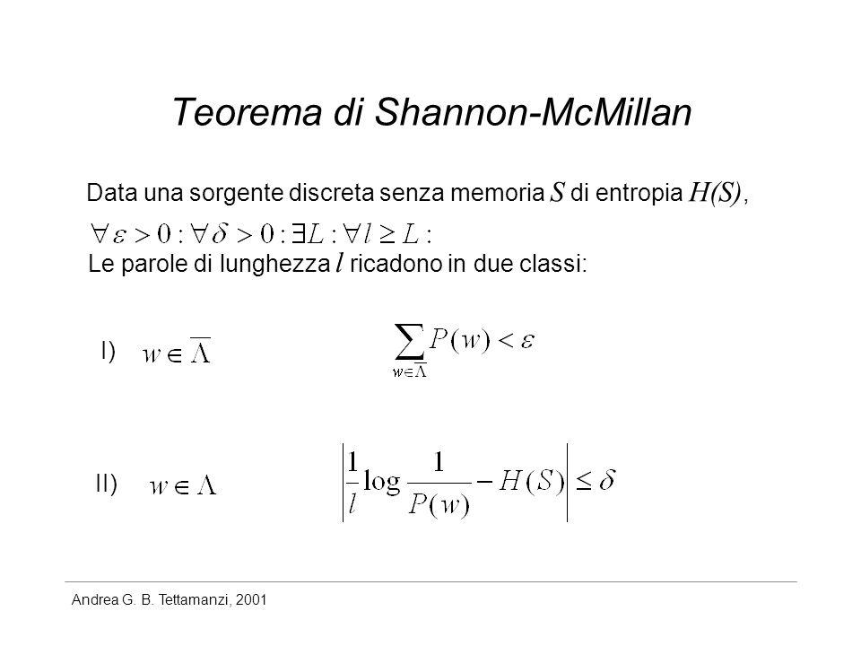 Teorema di Shannon-McMillan