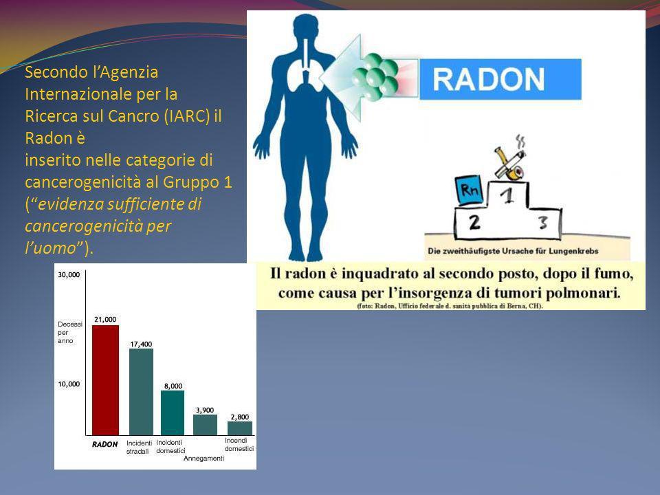cancerogenicità per l'uomo ).