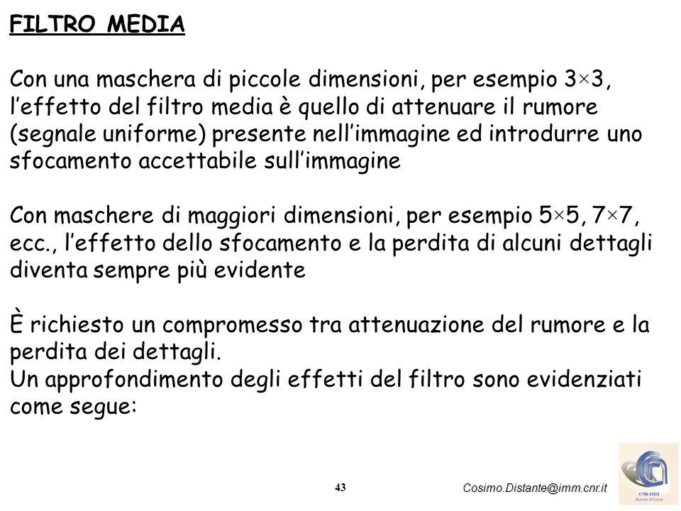 FILTRO MEDIA