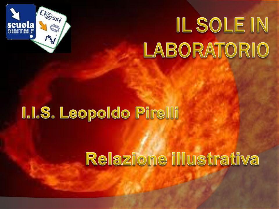 I.I.S. Leopoldo Pirelli Relazione illustrativa
