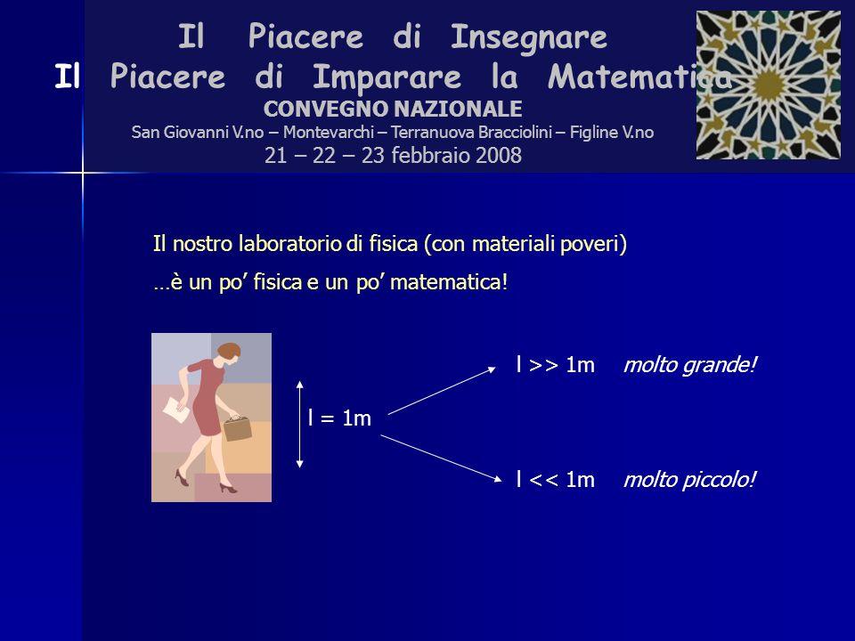 Il Piacere di Insegnare Il Piacere di Imparare la Matematica