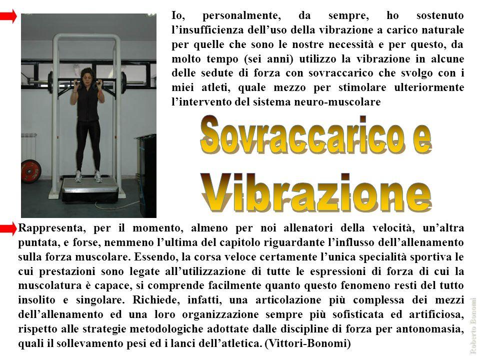 Sovraccarico e Vibrazione