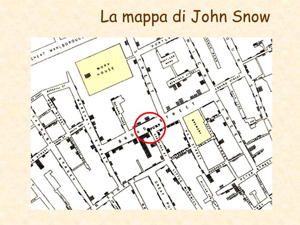 La mappa di John Snow
