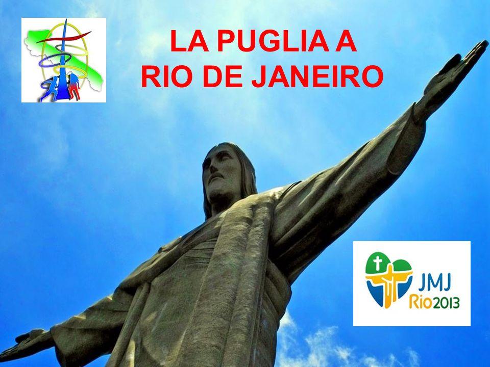 La Puglia a RIO DE JANEIRO
