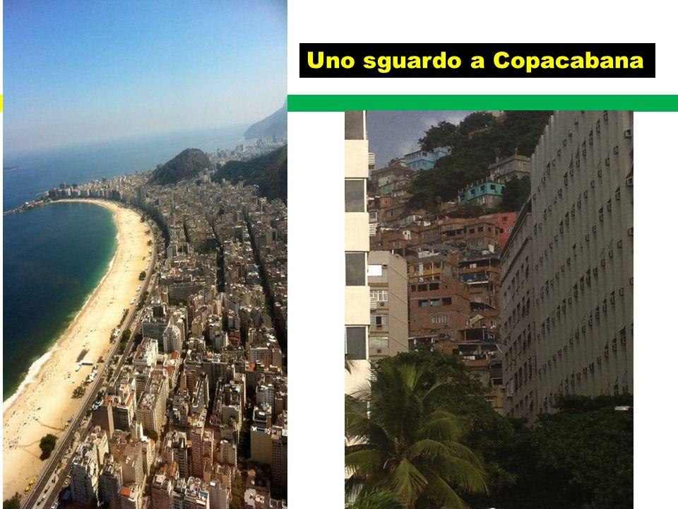 Uno sguardo a Copacabana