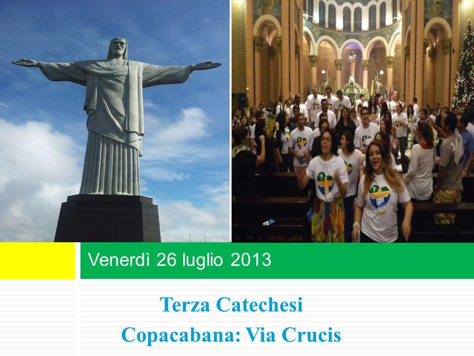 Copacabana: Via Crucis