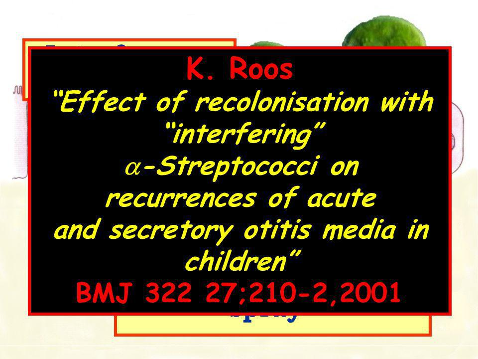 K. Roos Interferenza batterica