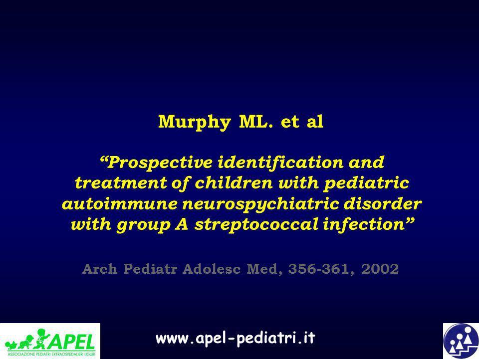 Arch Pediatr Adolesc Med, 356-361, 2002