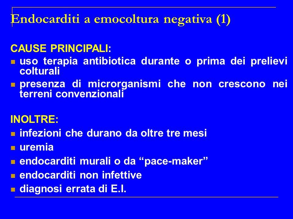 Endocarditi a emocoltura negativa (1)