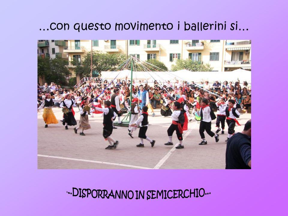 …con questo movimento i ballerini si…