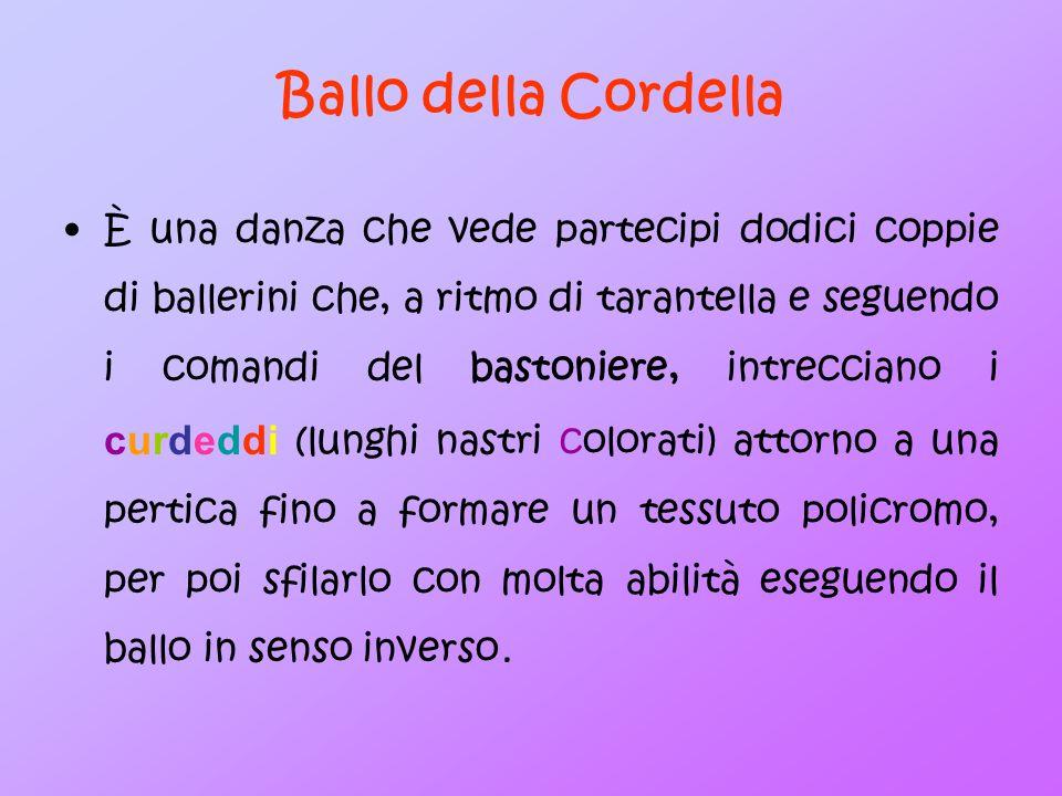 Ballo della Cordella