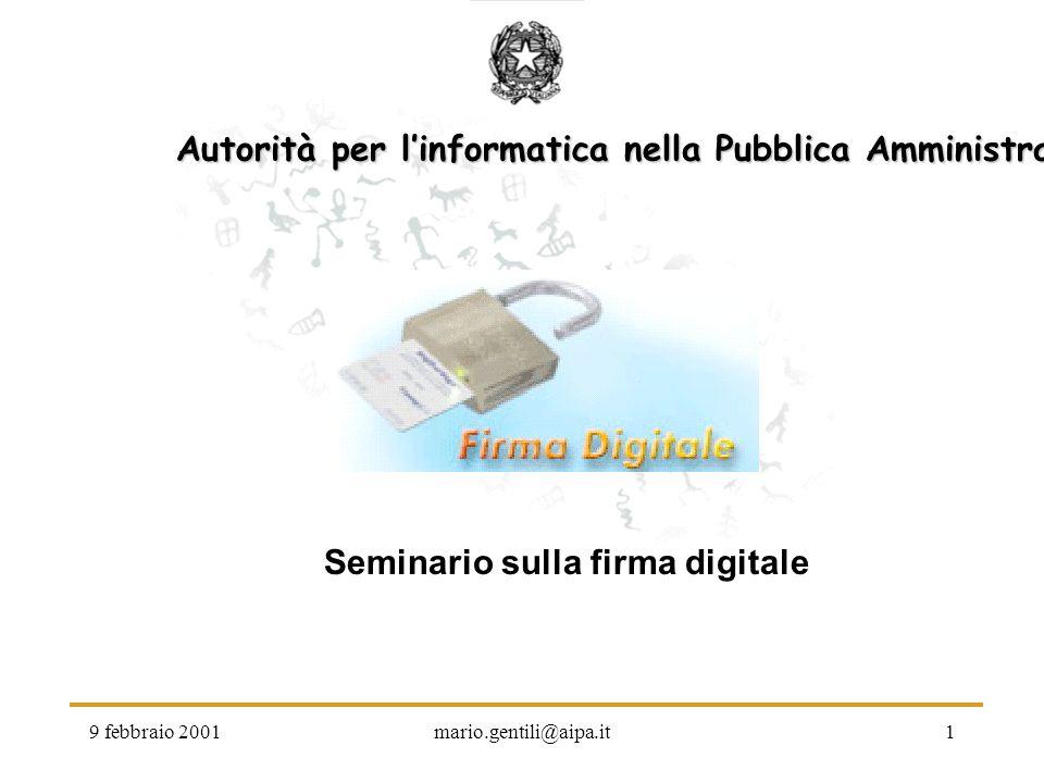 Autorità per l'informatica nella Pubblica Amministrazione