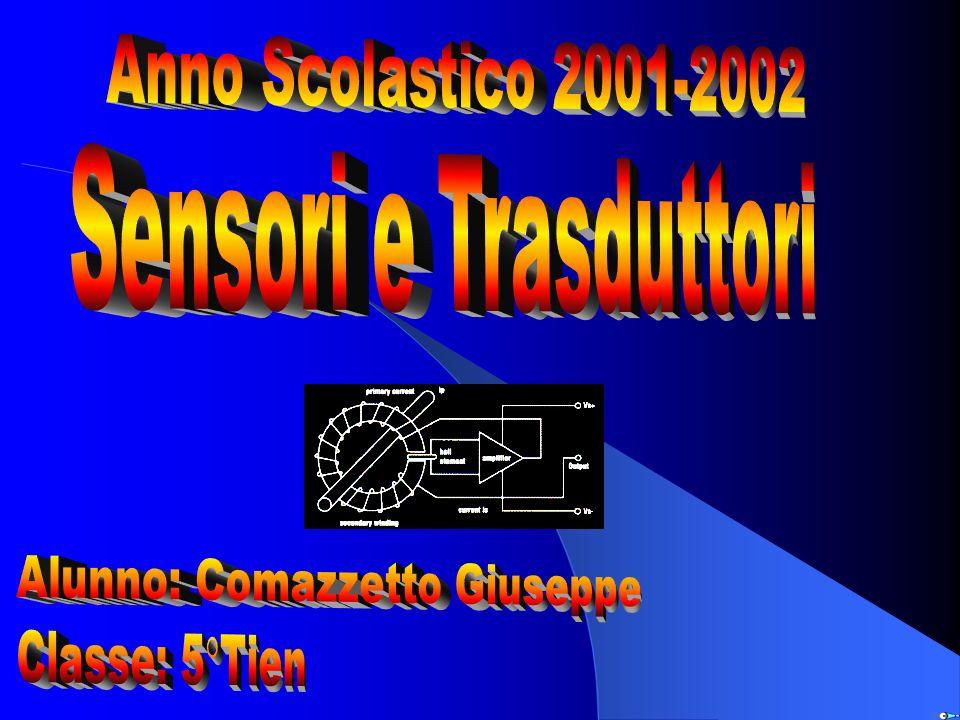Alunno: Comazzetto Giuseppe