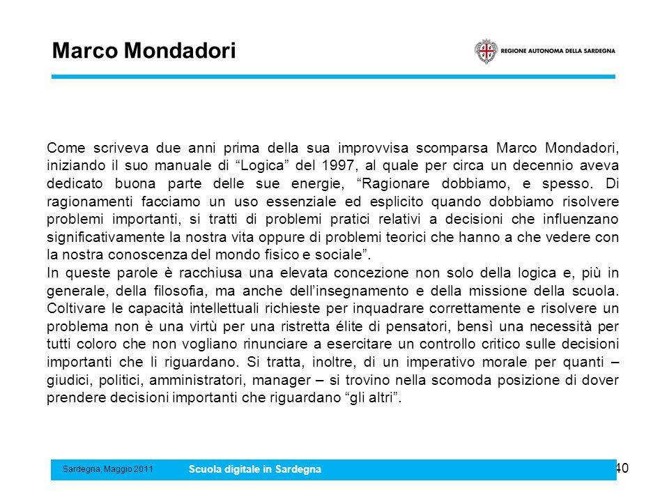 Marco Mondadori
