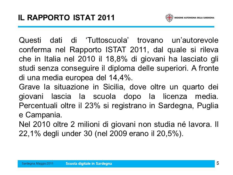 IL RAPPORTO ISTAT 2011