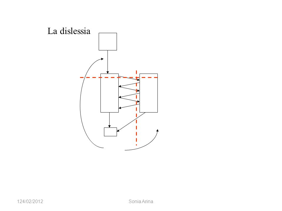 La dislessia 124/02/2012 Sonia Arina