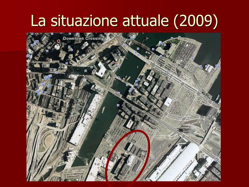 La situazione attuale (2009)