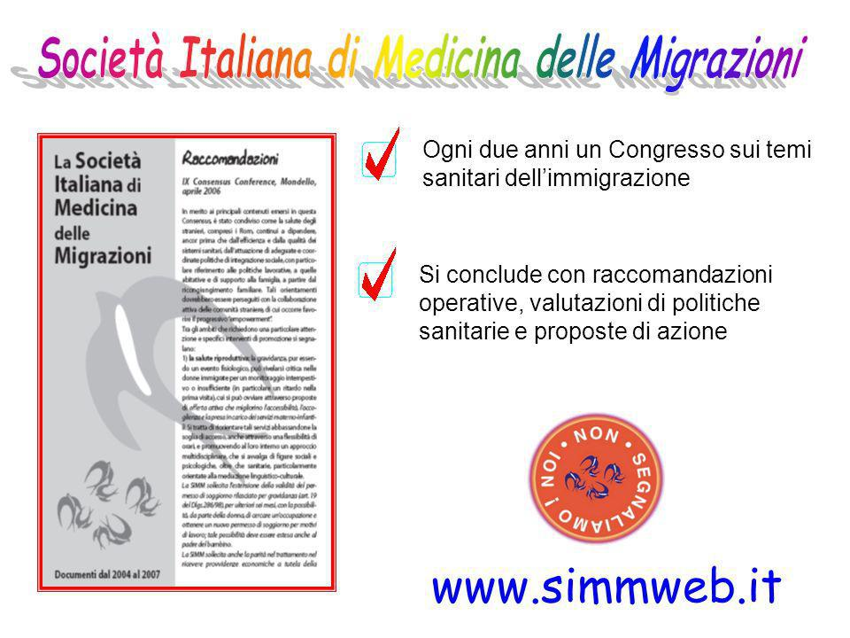 Società Italiana di Medicina delle Migrazioni