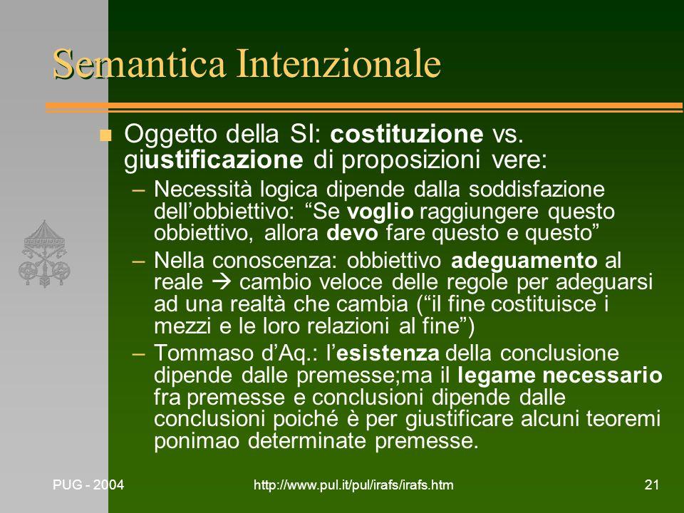 Semantica Intenzionale