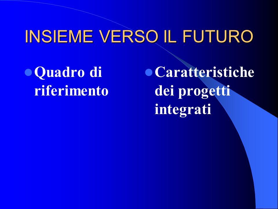 INSIEME VERSO IL FUTURO