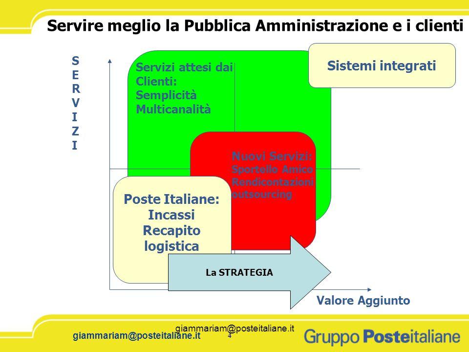 Servire meglio la Pubblica Amministrazione e i clienti