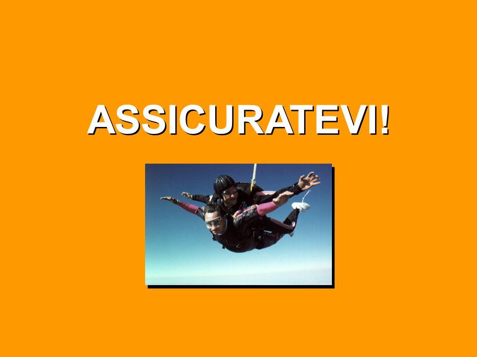 ASSICURATEVI!