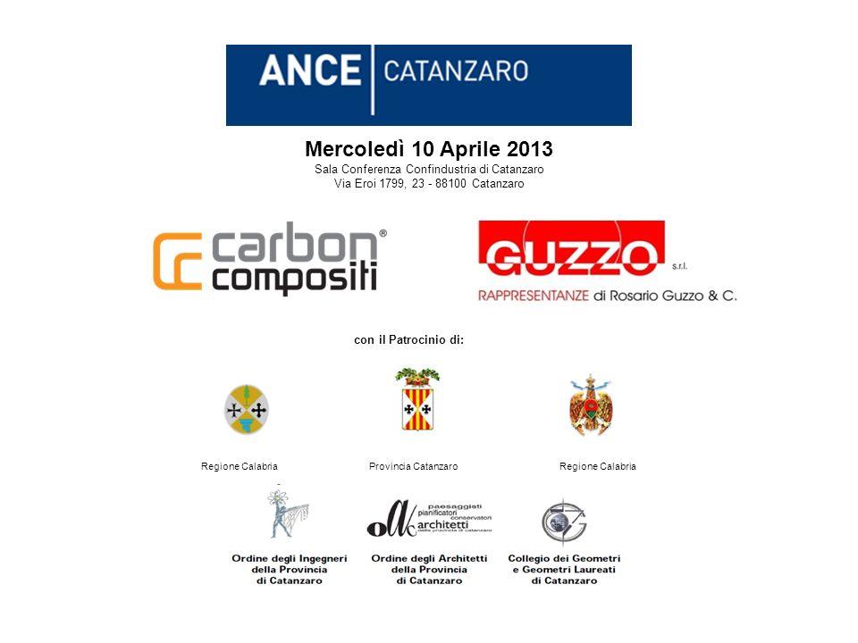 Sala Conferenza Confindustria di Catanzaro