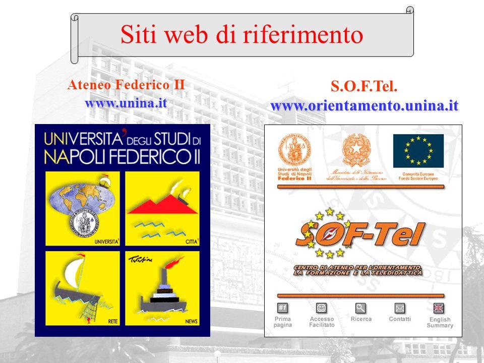 Ateneo Federico II www.unina.it