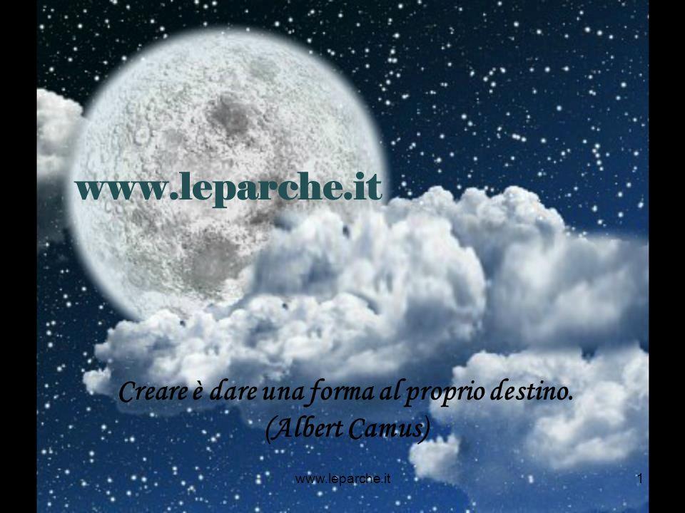 Creare è dare una forma al proprio destino. (Albert Camus)