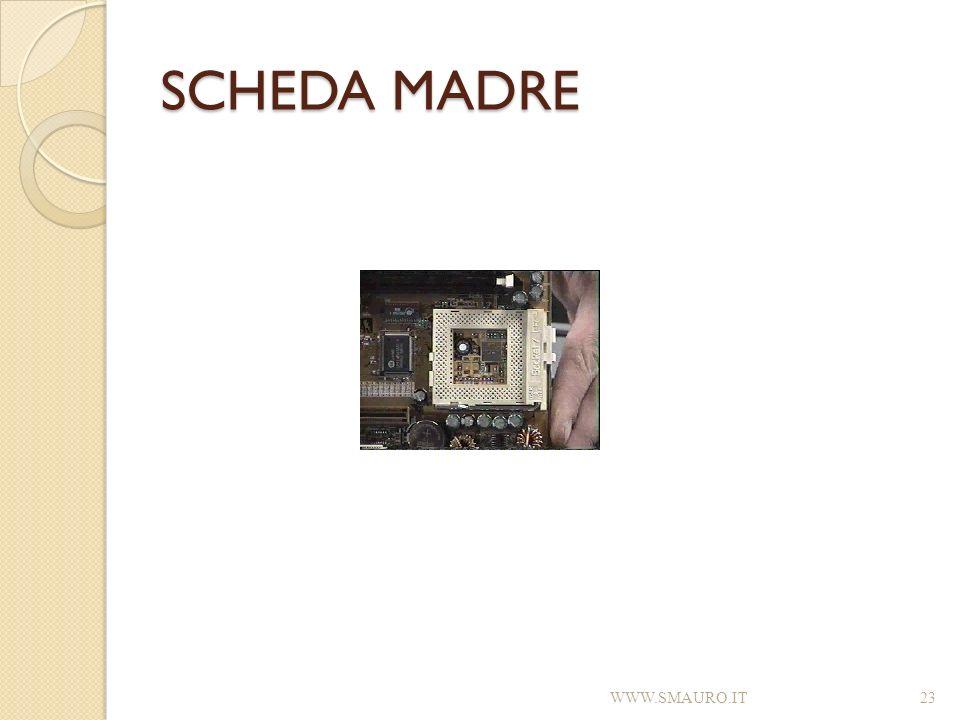 SCHEDA MADRE WWW.SMAURO.IT