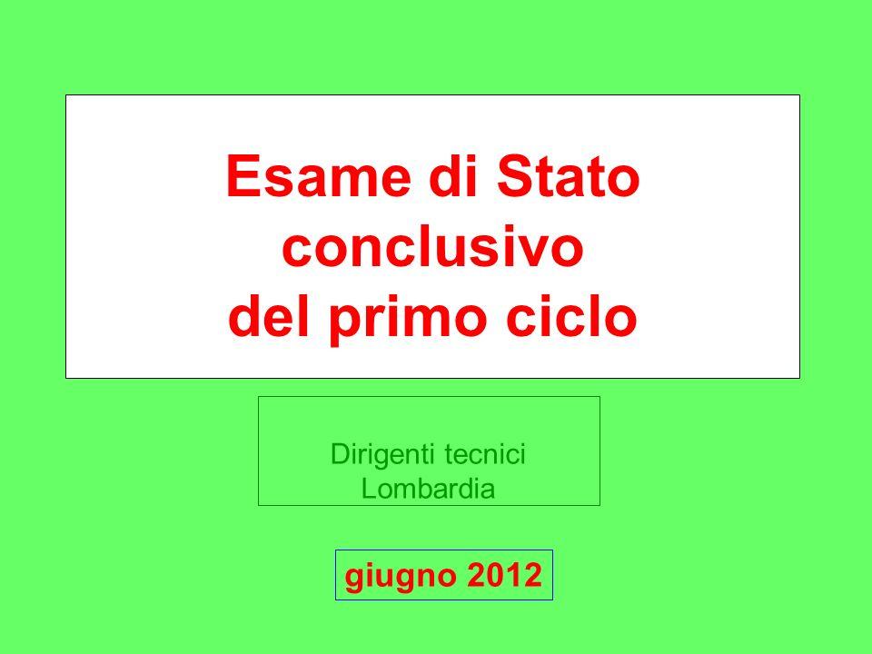 Dirigenti tecnici Lombardia