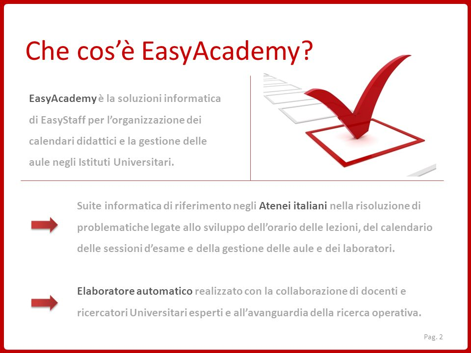 Che cos'è EasyAcademy