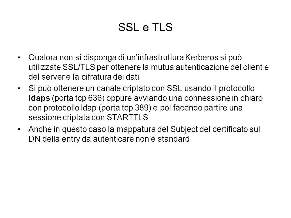 SSL e TLS
