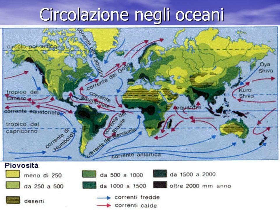 Circolazione negli oceani