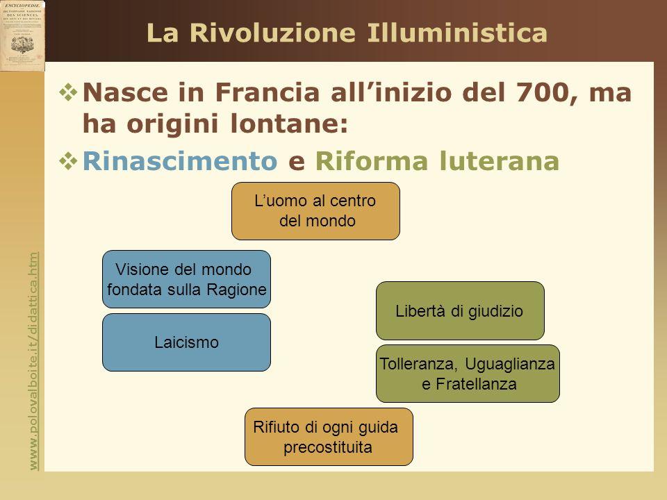 La Rivoluzione Illuministica