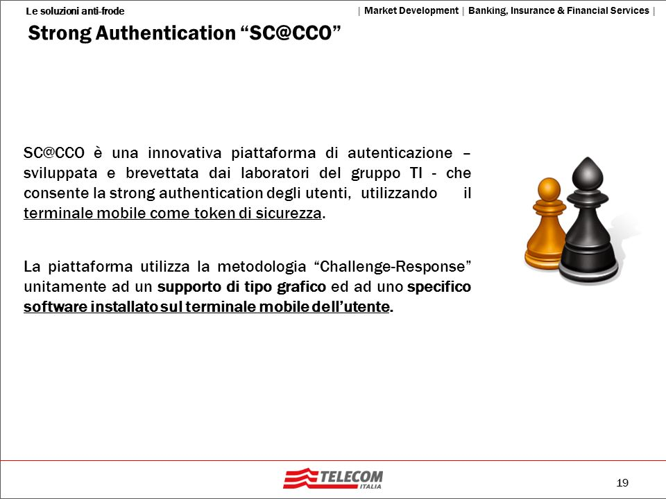 Strong Authentication SC@CCO