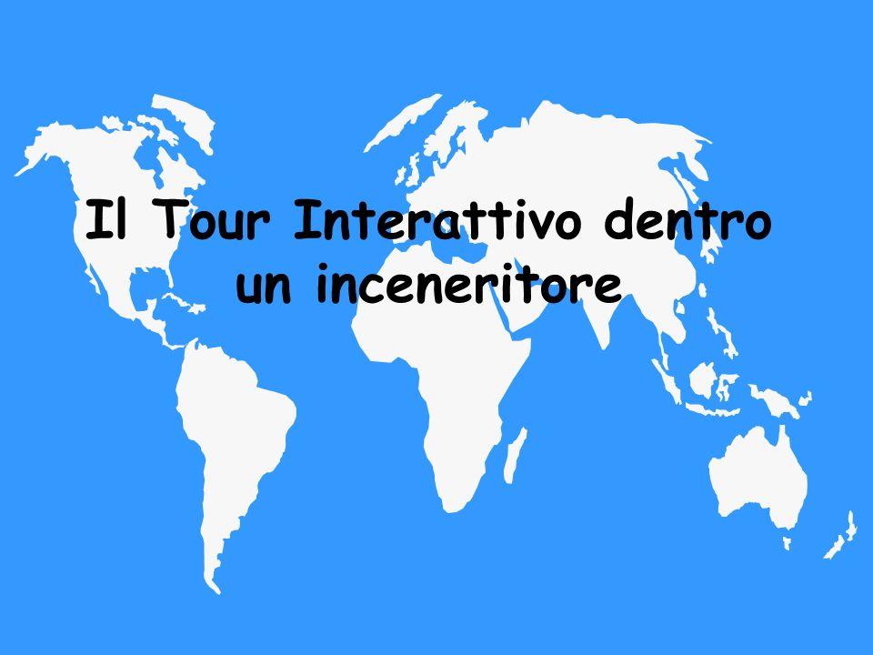 Il Tour Interattivo dentro un inceneritore