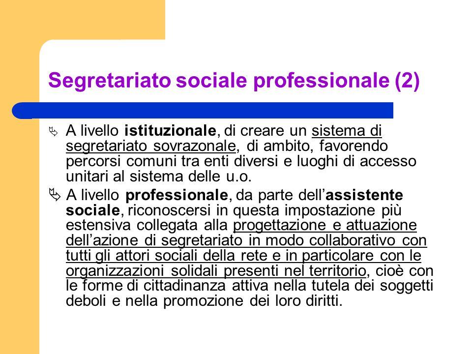 Segretariato sociale professionale (2)