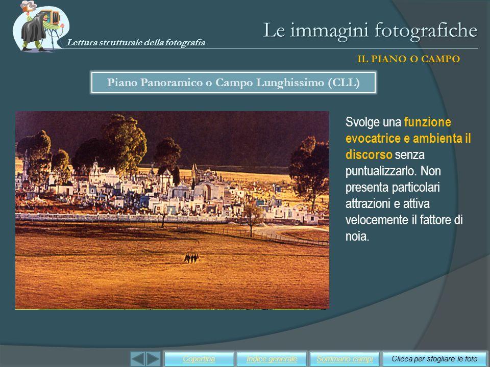 Piano Panoramico o Campo Lunghissimo (CLL)