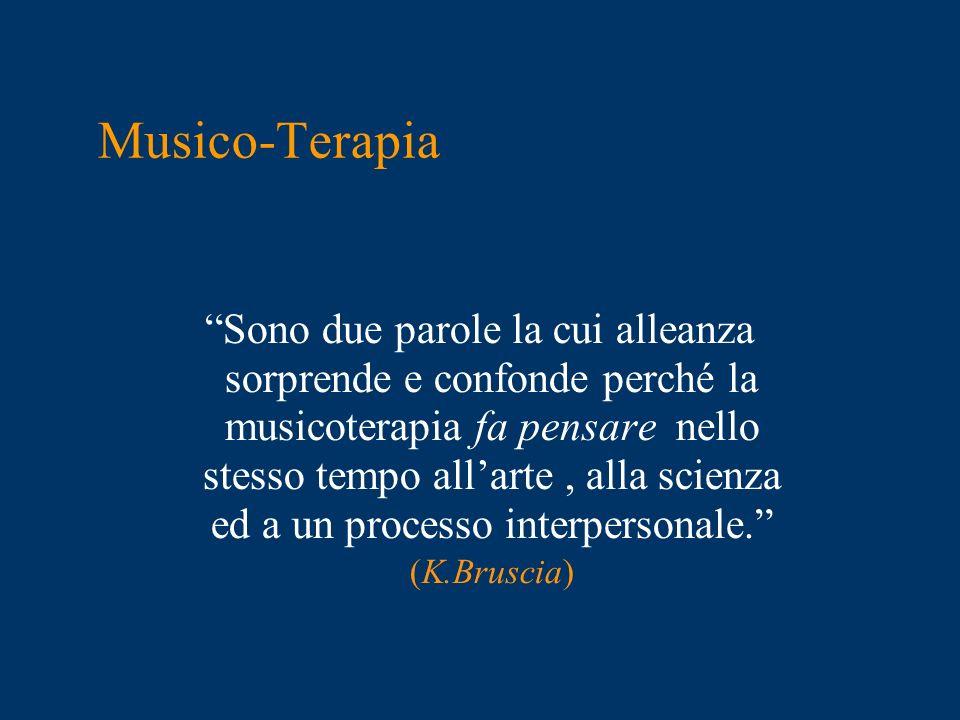 Musico-Terapia