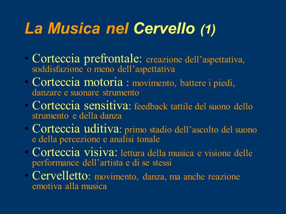 La Musica nel Cervello (1)