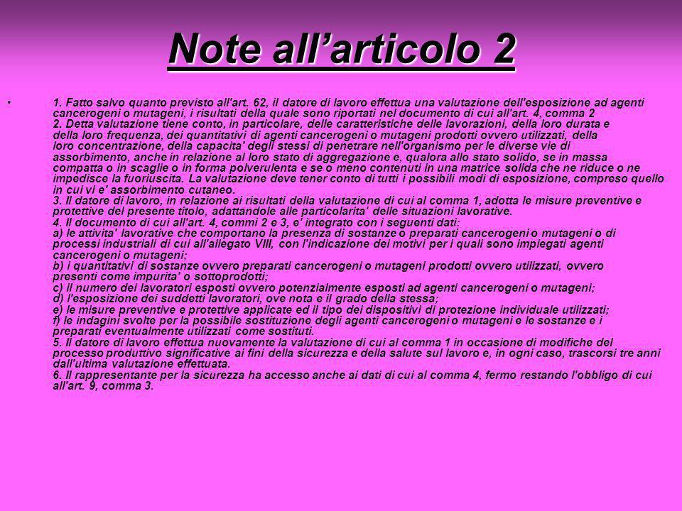 Note all'articolo 2