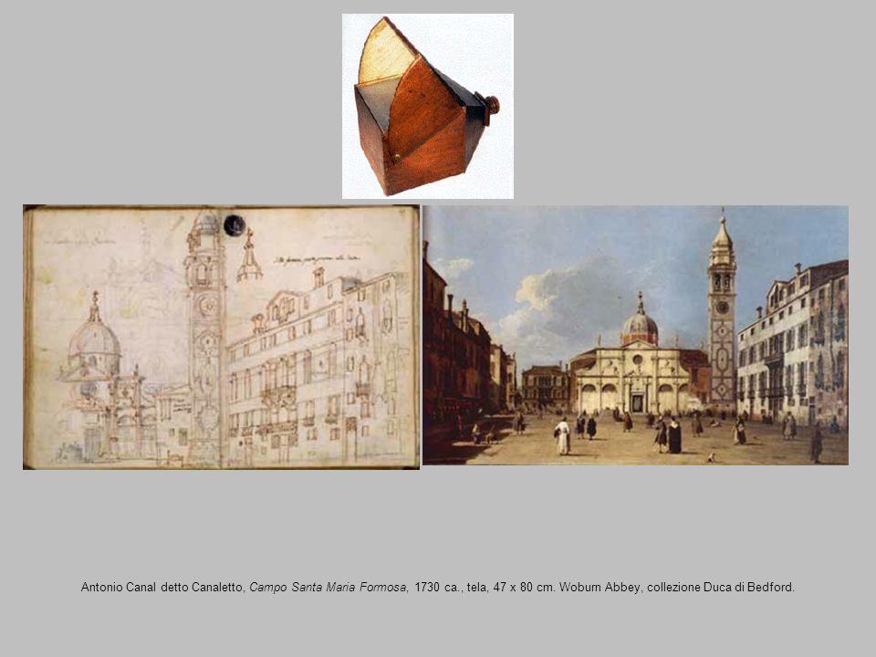 Antonio Canal detto Canaletto, Campo Santa Maria Formosa, 1730 ca