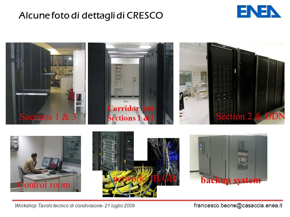 Alcune foto di dettagli di CRESCO