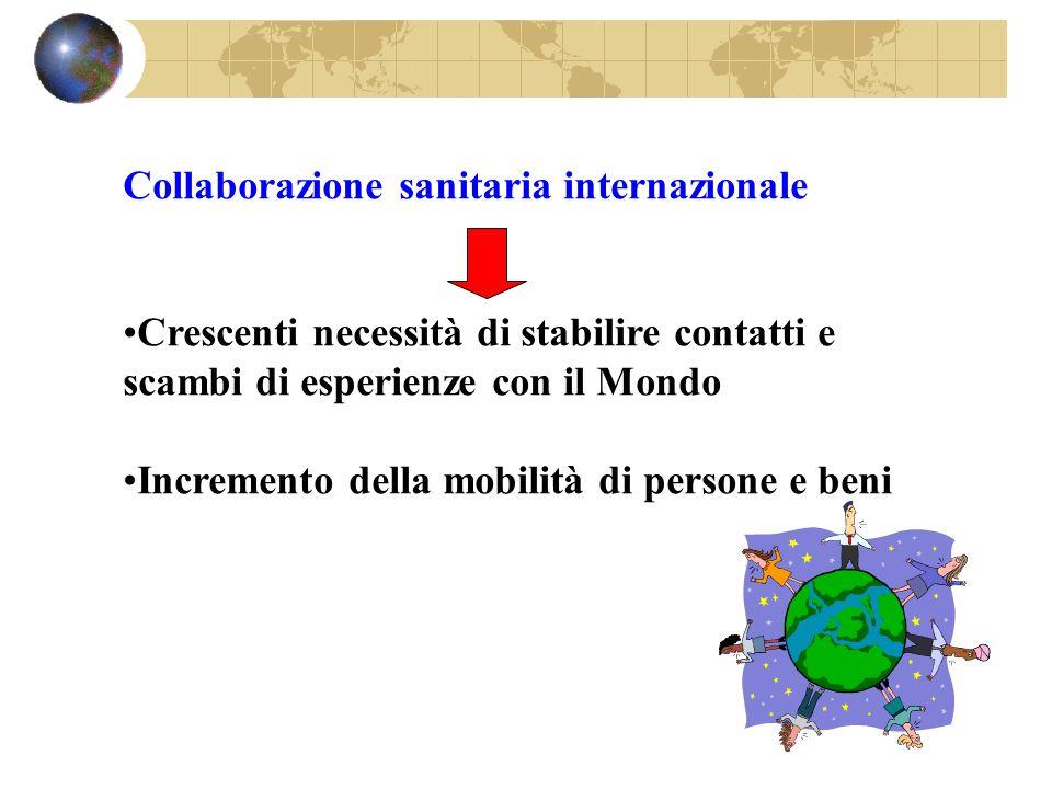 Collaborazione sanitaria internazionale