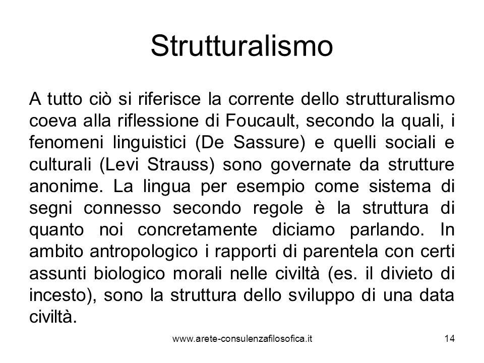 Strutturalismo